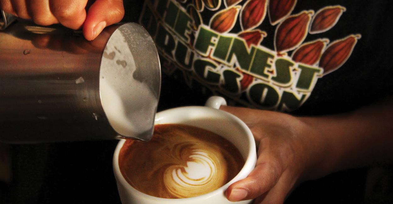 fernandos cafe barista